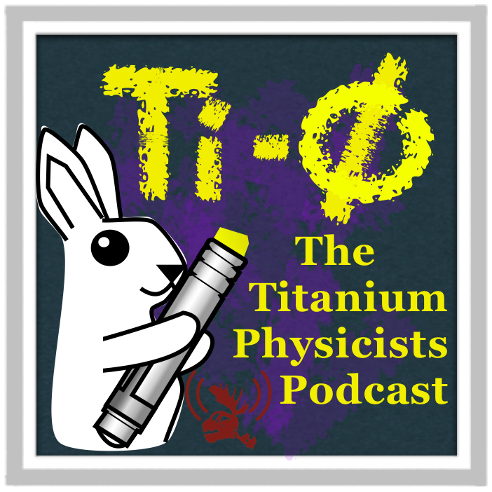 Episode 70: Muon, science cat, muon