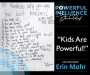 "Artwork for Episode 060 - ""Kids Are Powerful"" with Teacher Erin Mohr"