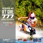 Artwork for #40 - Anna Glennon (aka Jet Girl 777) talks jetski racing, social media marketing, and brand management