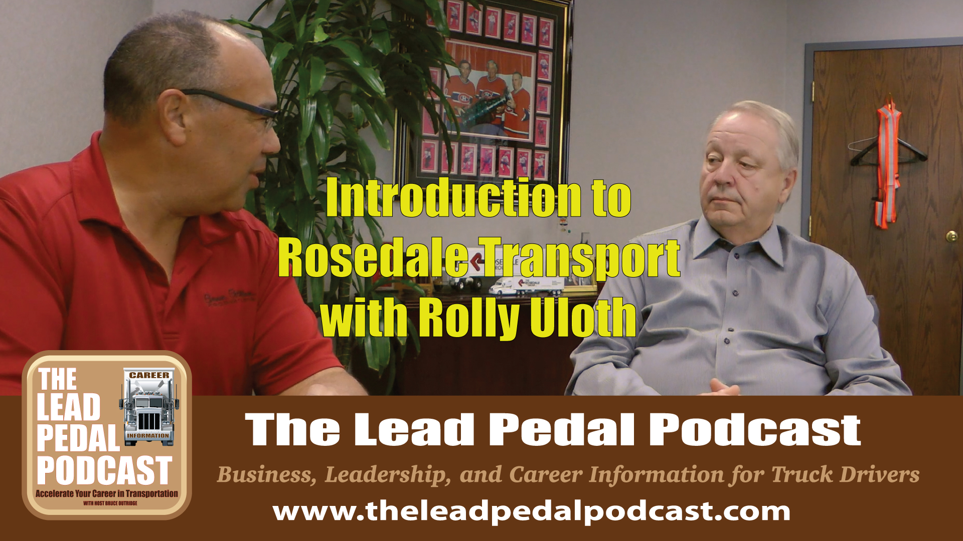 Rosdael Transport's Rolly Uloth