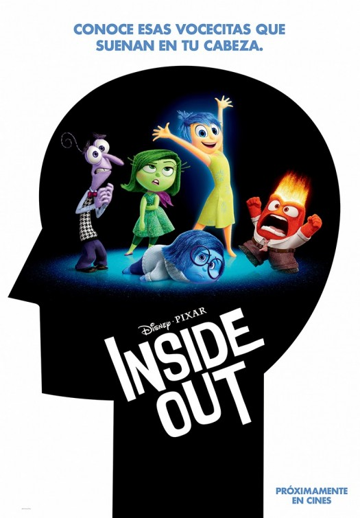 Inside Out / Animated Characters