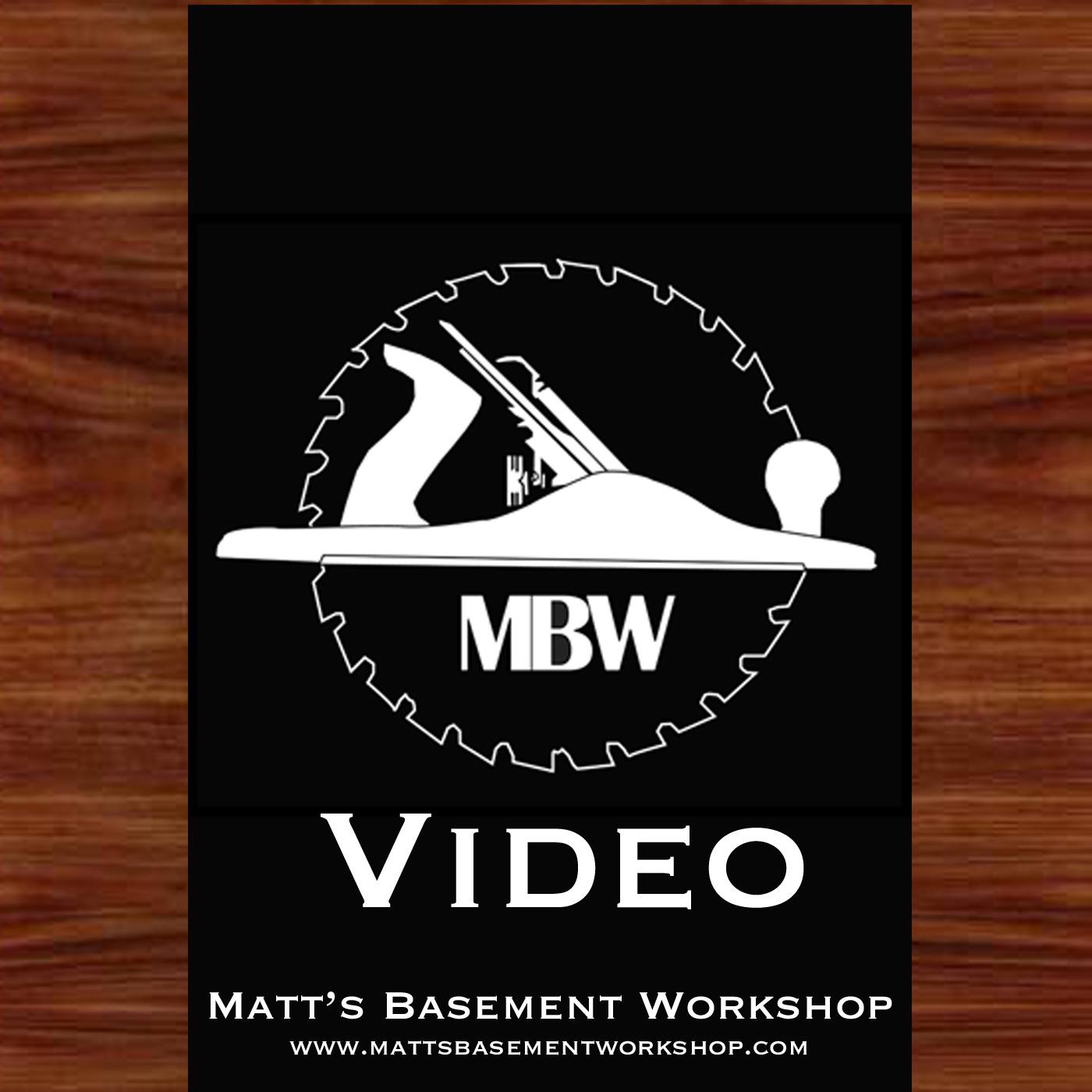 Matt's Basement Workshop Podcast show art
