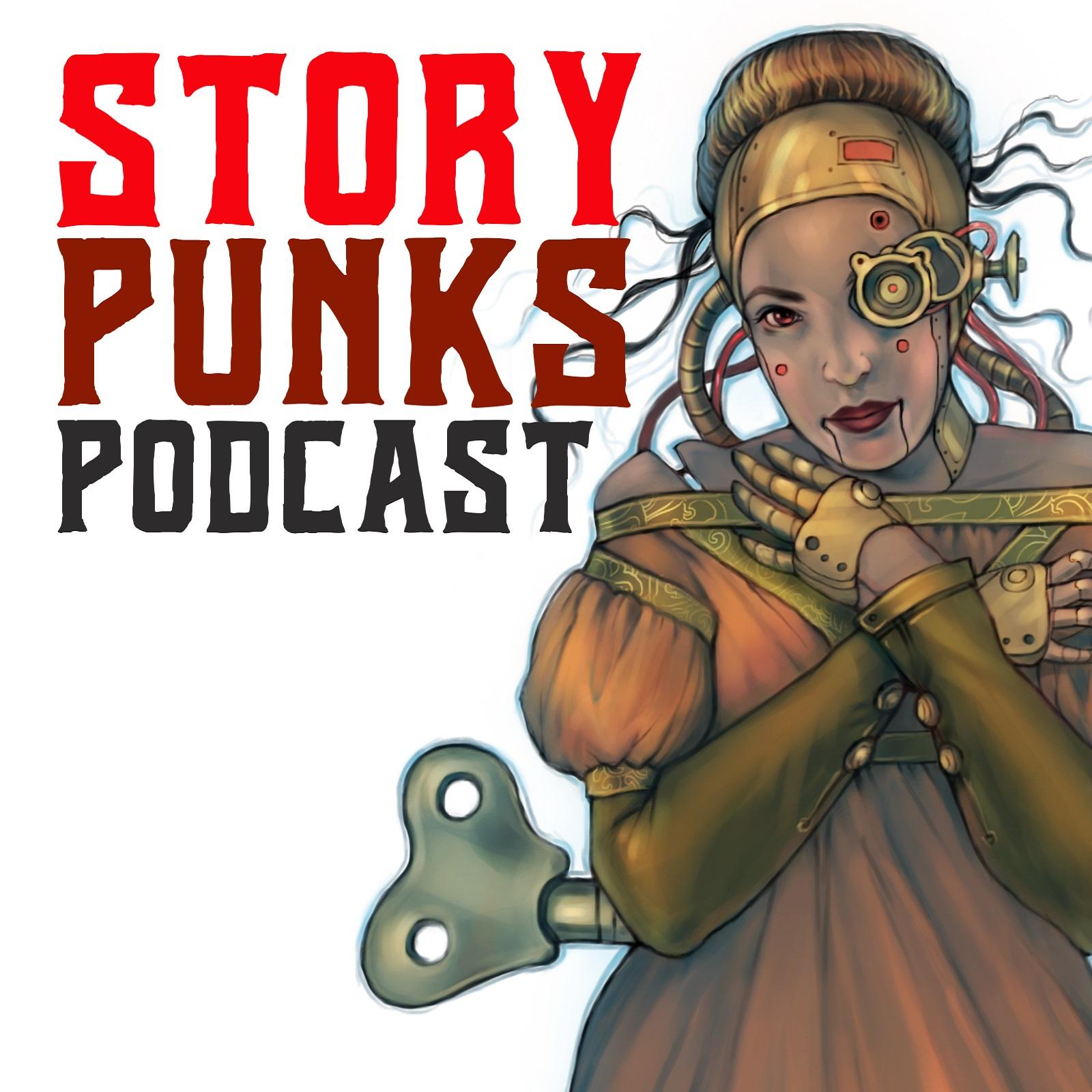 Artwork for #5: Steampunk With Author J. Scott Savage