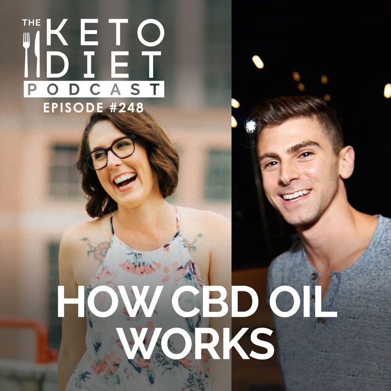 #248 How CBD Oil Works with Bryan D'Alessandro {Eaton Hemp CEO}