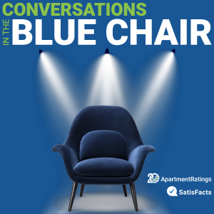 Conversations In The Blue Chair