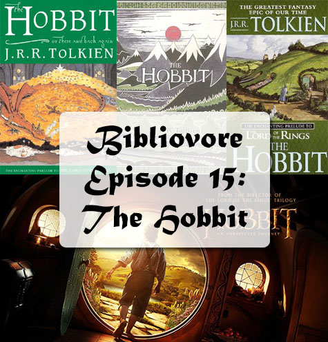 Episode 15 - The Hobbit (movie)