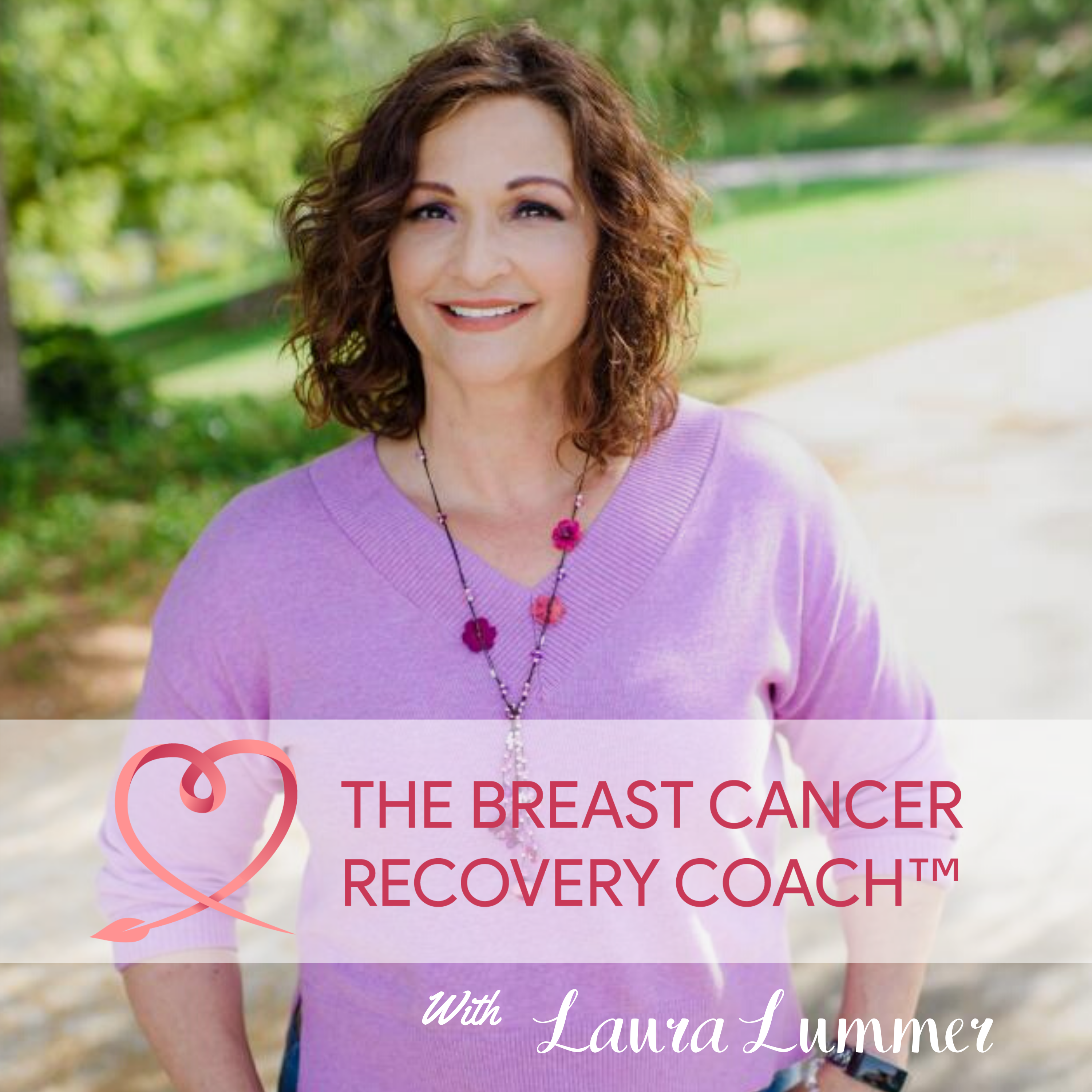 The Breast Cancer Recovery Coach show art