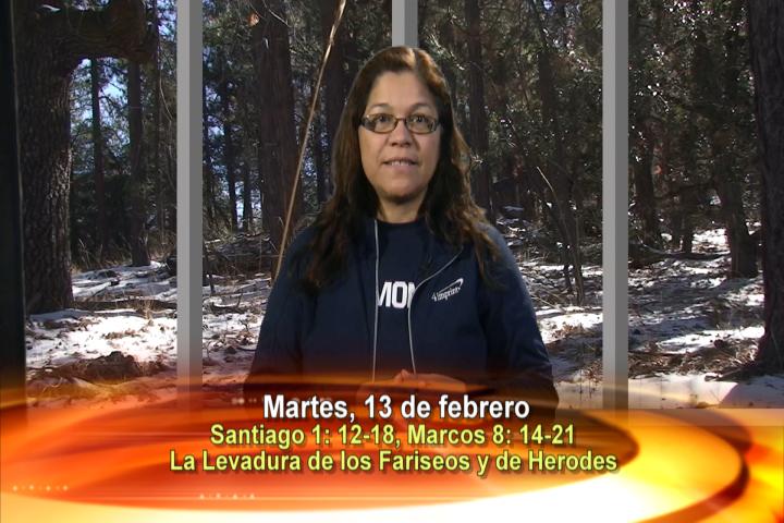 Artwork for Dios te Habla con Angela Valencia;   Tema el hoy:  La levadura de los Fariseos y de Herodes