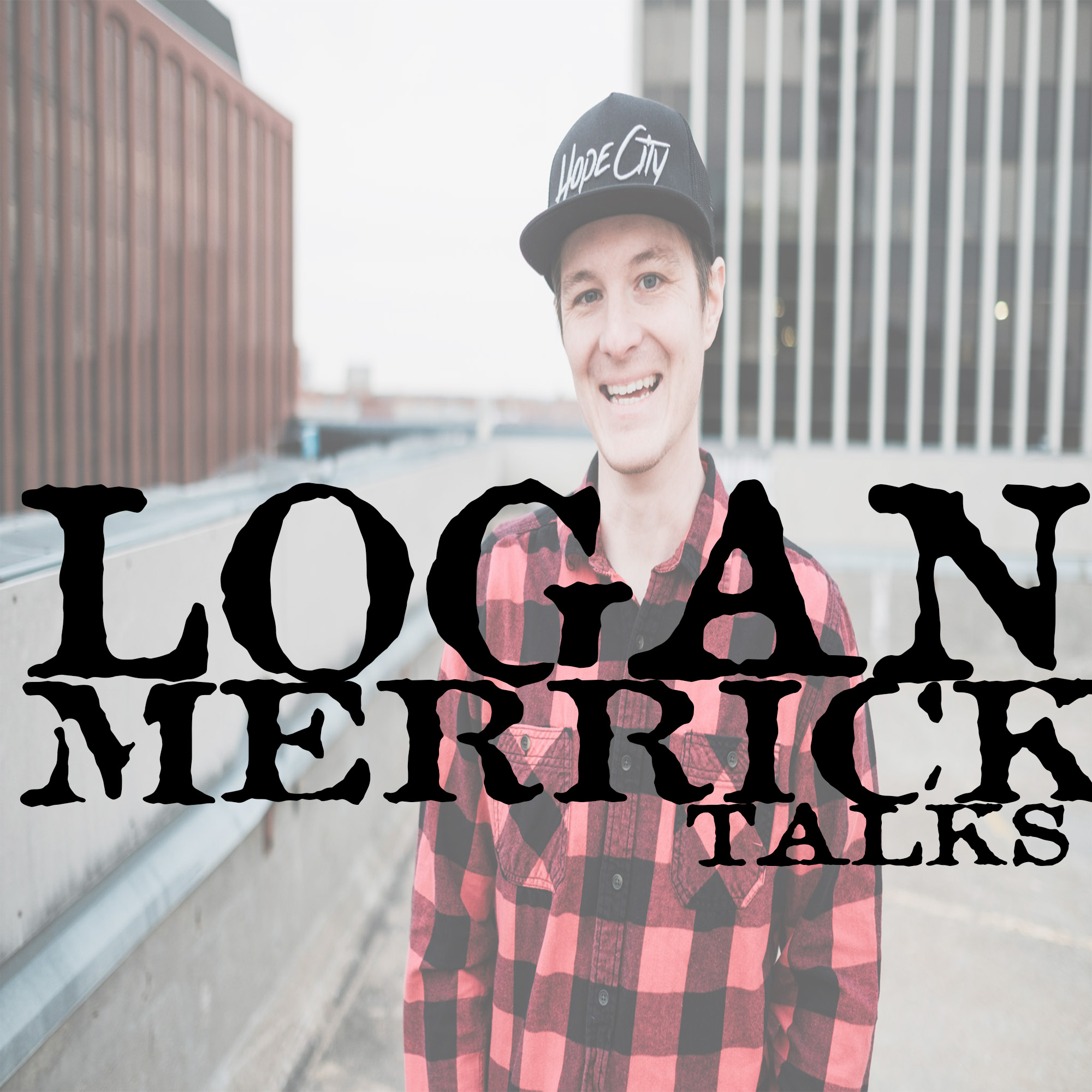 LOGAN MERRICK TALKS PODCAST logo