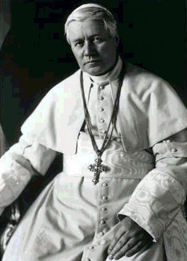 Aug 23 - Pius X Warned Us About Modernism