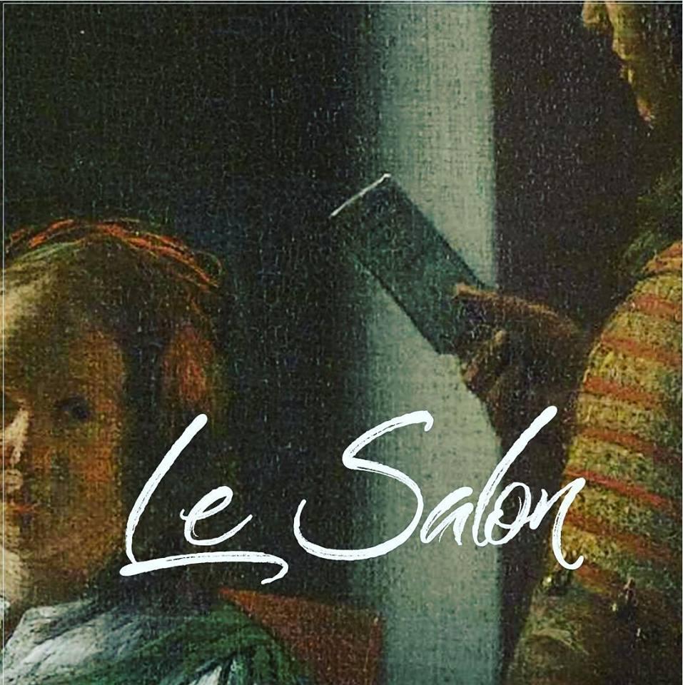LE SALON - La poupée qui dit non show art
