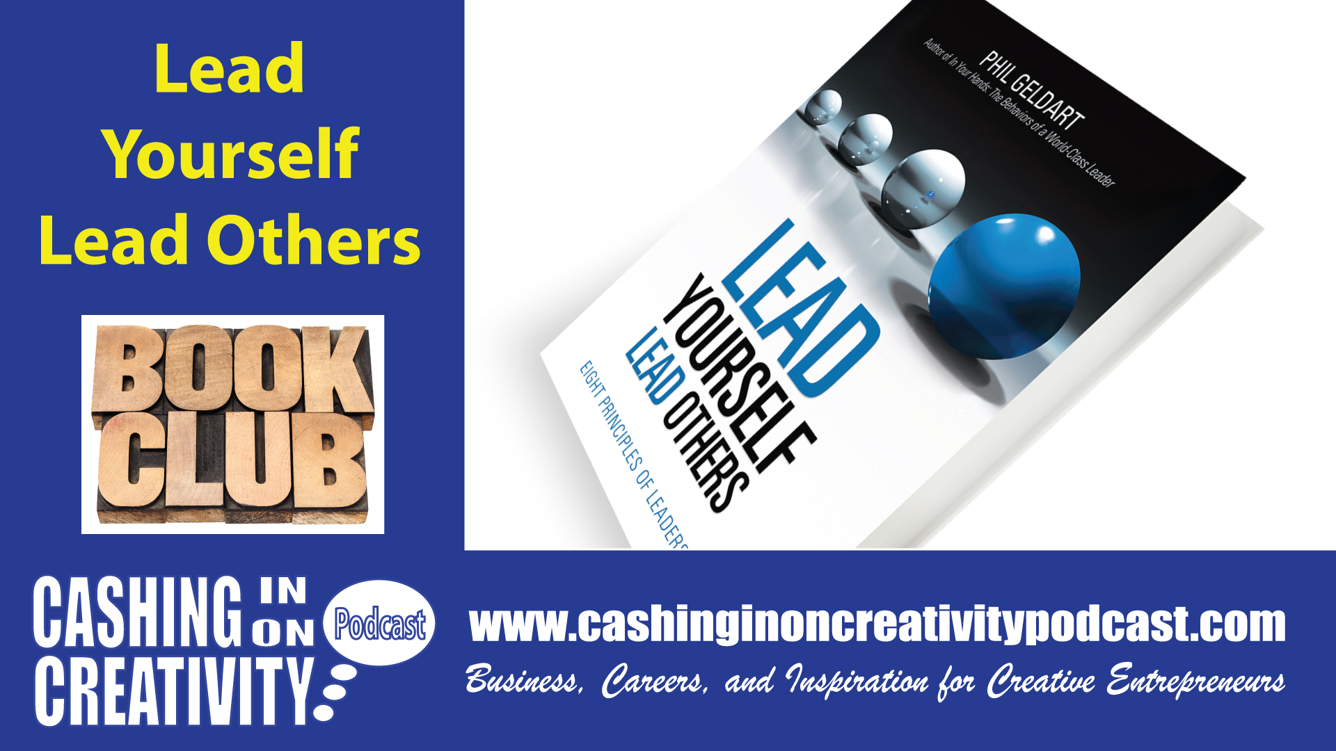 CC246 Lead Yourself-Lead Others: Book Club