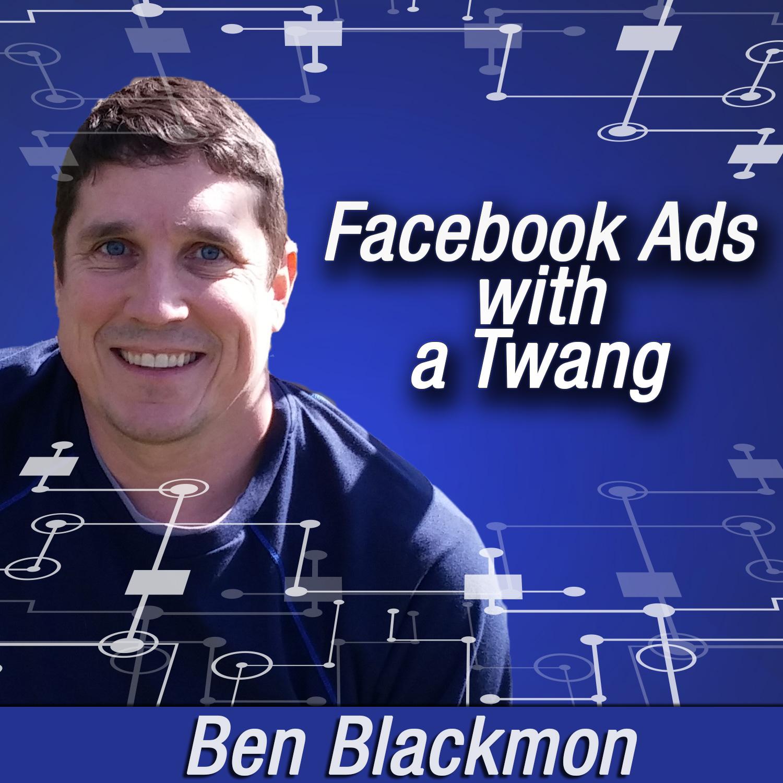 Facebook Ads with a Twang show art