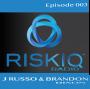 Artwork for The Valley Current ®: RiskIQ Radio – 03
