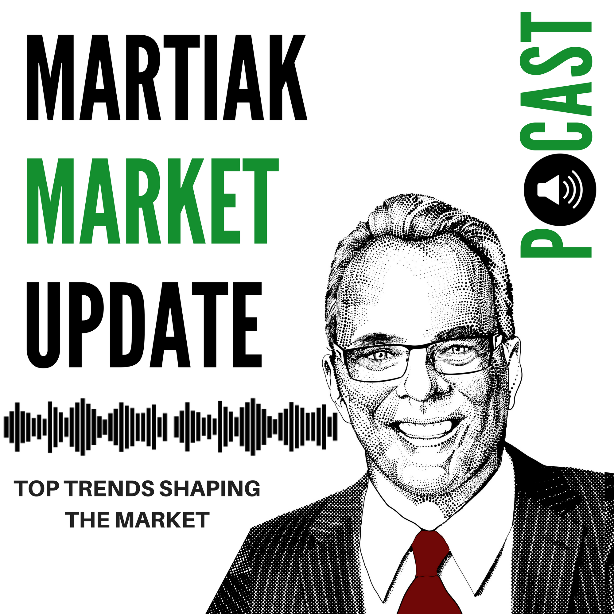 Martiak Market Update show art