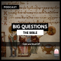 Artwork for Big Questions: The Bible 003