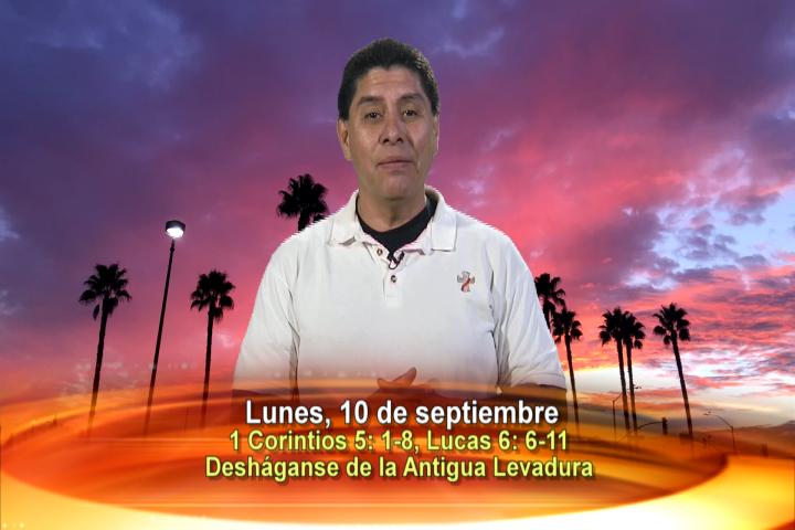 """Artwork for Dios te Habla con Dn. Alfredo Vargas;  Tema el hoy: """"desháganse de la antigua levadura""""."""