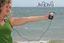 Yoga Jam with the JivaDiva *Get in Touch with Your Body* 30 Minute guided vinyasa yoga practice with Alanna, the JivaDiva