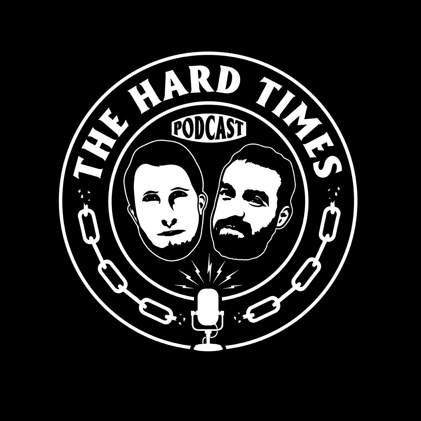 The Hard Times Podcast show art