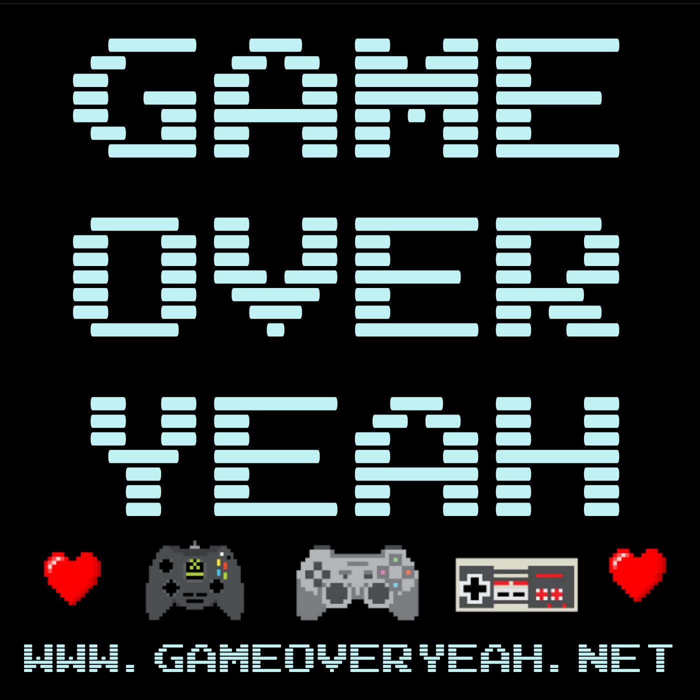 Game Over Yeah! logo