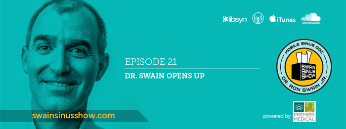 Dr. Ron Swain, Jr | ENT Doctor | Ep21