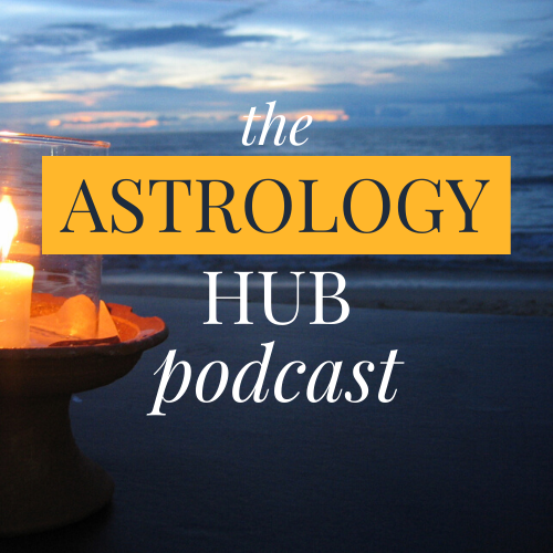 The Astrology Hub Podcast show art