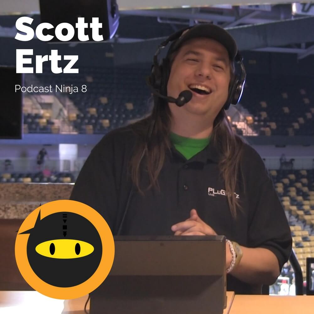 PN8: Scott Ertz - Podcast Sponsorships, Affiliate Programs & Partnerships
