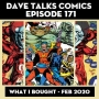 Artwork for DTC 171 - What I Bought - Feb 2020