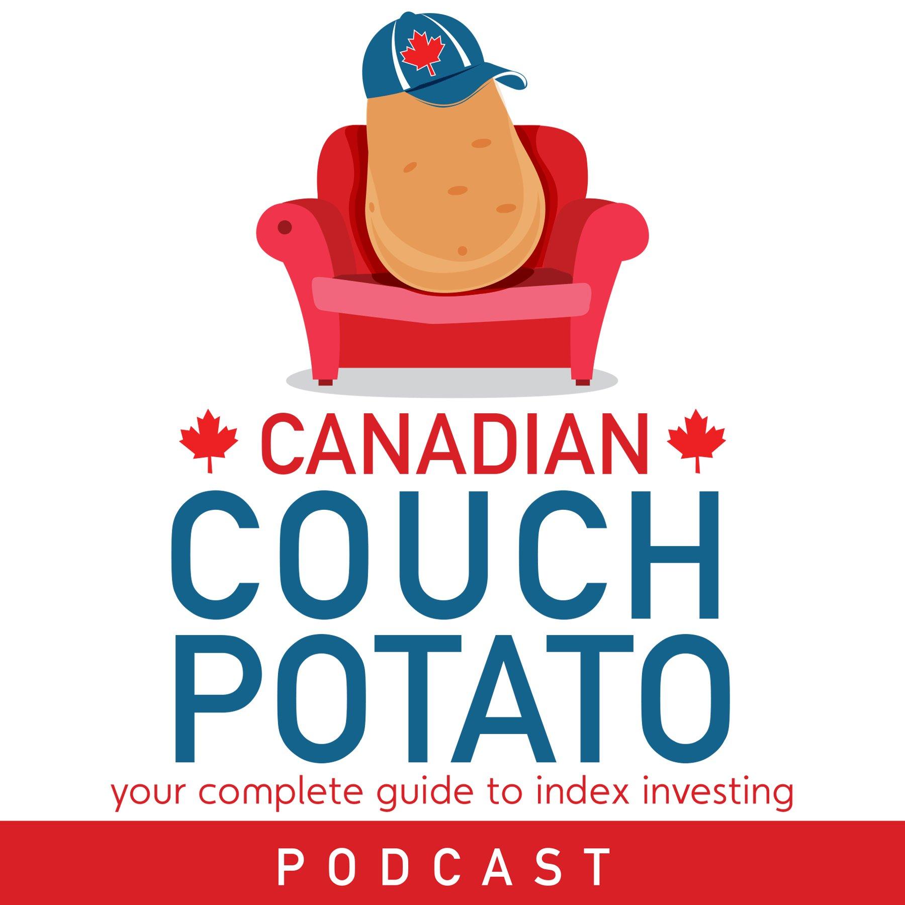 Canadian Couch Potato show art