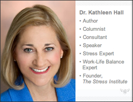 Atlanta Business Radio's Wellness Special with Stress Expert Dr Kathleen Hall, Be Well Atlanta and Author Michael Zinn