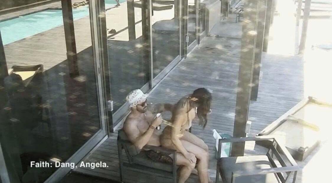 Johnny Bananas and Angela Babicz