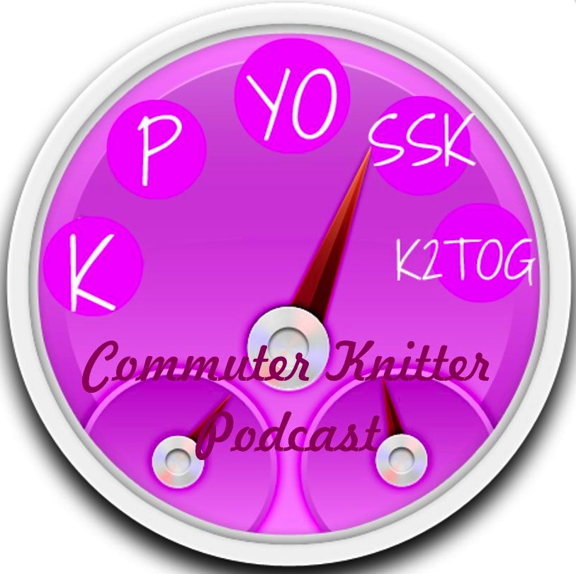 Commuter Knitter - Episode 47 - A Splash of Color