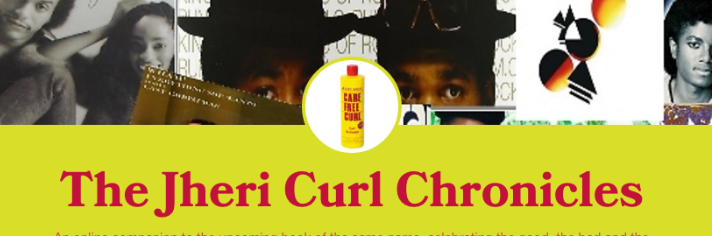 Blerd Radio Presents: The Jheri Curl Chronicles (Episode 8)