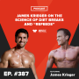 """Artwork for James Krieger on the Science of Diet Breaks and """"Refeeds"""""""