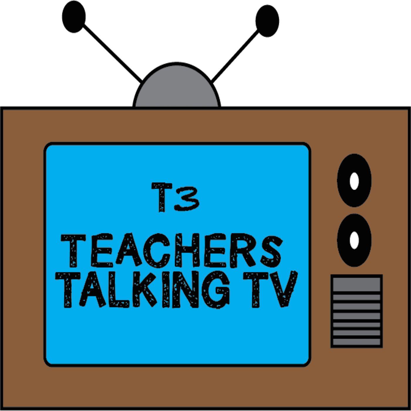 Teachers Talking TV Podcast show art