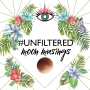 Artwork for #UNFILTERED Moon Musings :: Full Moon in Taurus :: Ancestral Healing + QA on Trauma, Dark Eye Circles + More