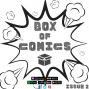 Artwork for Bonus Episode: Box of Comics Issue 2 with Derek and Salem
