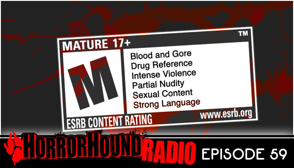 Horrorhound Radio episode 59