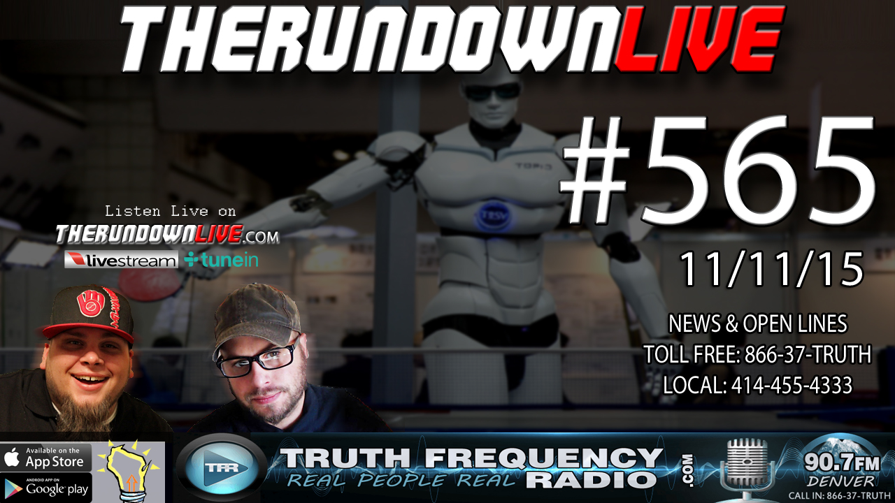 The Rundown Live #565 (#GOPDebate,Living at Home,Politically Correct)