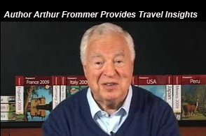 Interview with Arthur Frommer Part 2 - Travel in 10 Travel Podcast- Episode 17