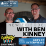 Artwork for TECH FOUNDER, REAL ESTATE ICON, & ALL AROUND NICE GUY. Interview: Ben Kinney & Kevin Kauffman