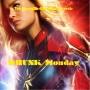 Artwork for 44: Drunk Monday: Captain Marvel