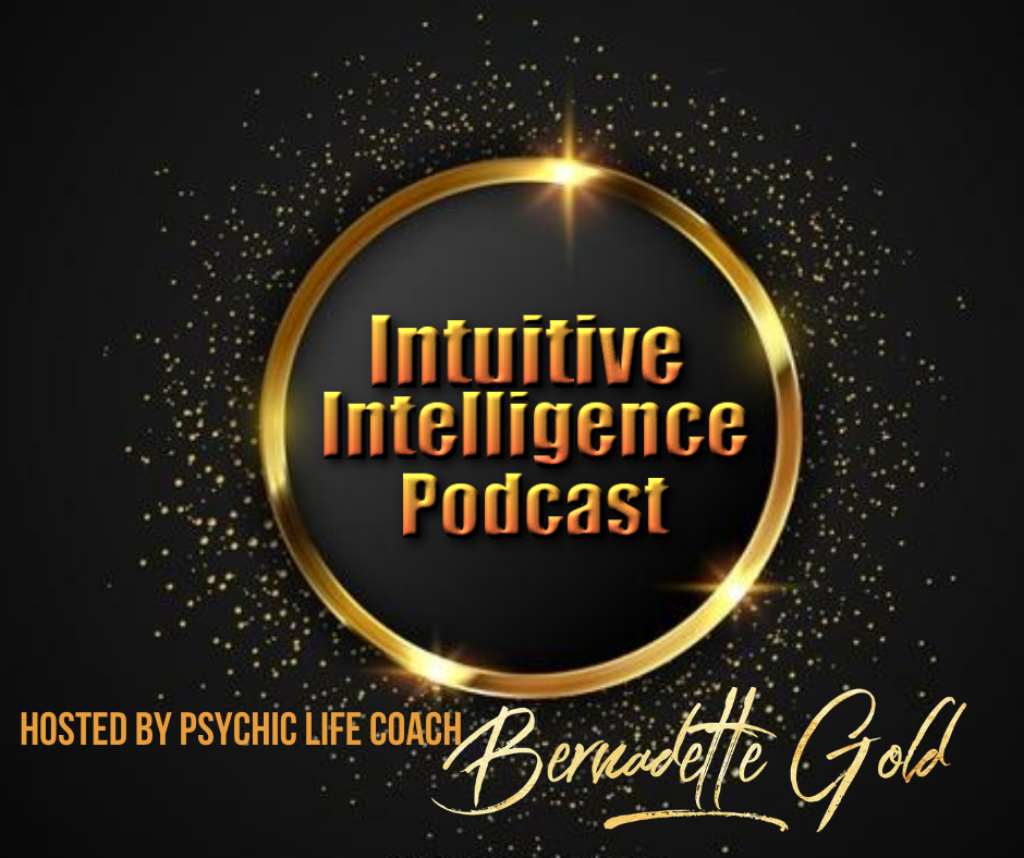 Intuitive Intelligence Podcast show art