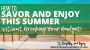 Artwork for How to Savor and Enjoy This Summer without Breaking Your Budget