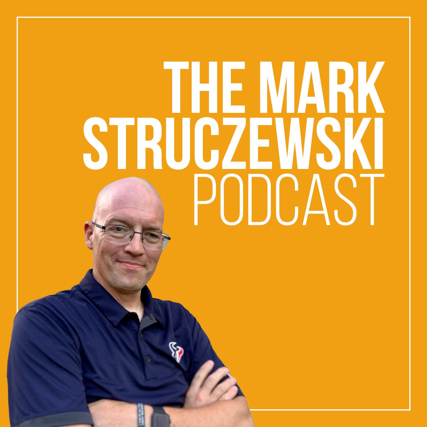 The Mark Struczewski Podcast show art