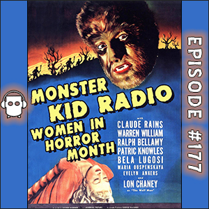 Monster Kid Radio - 2/17/15 - Screaming about Evelyn Ankers with Paul McComas