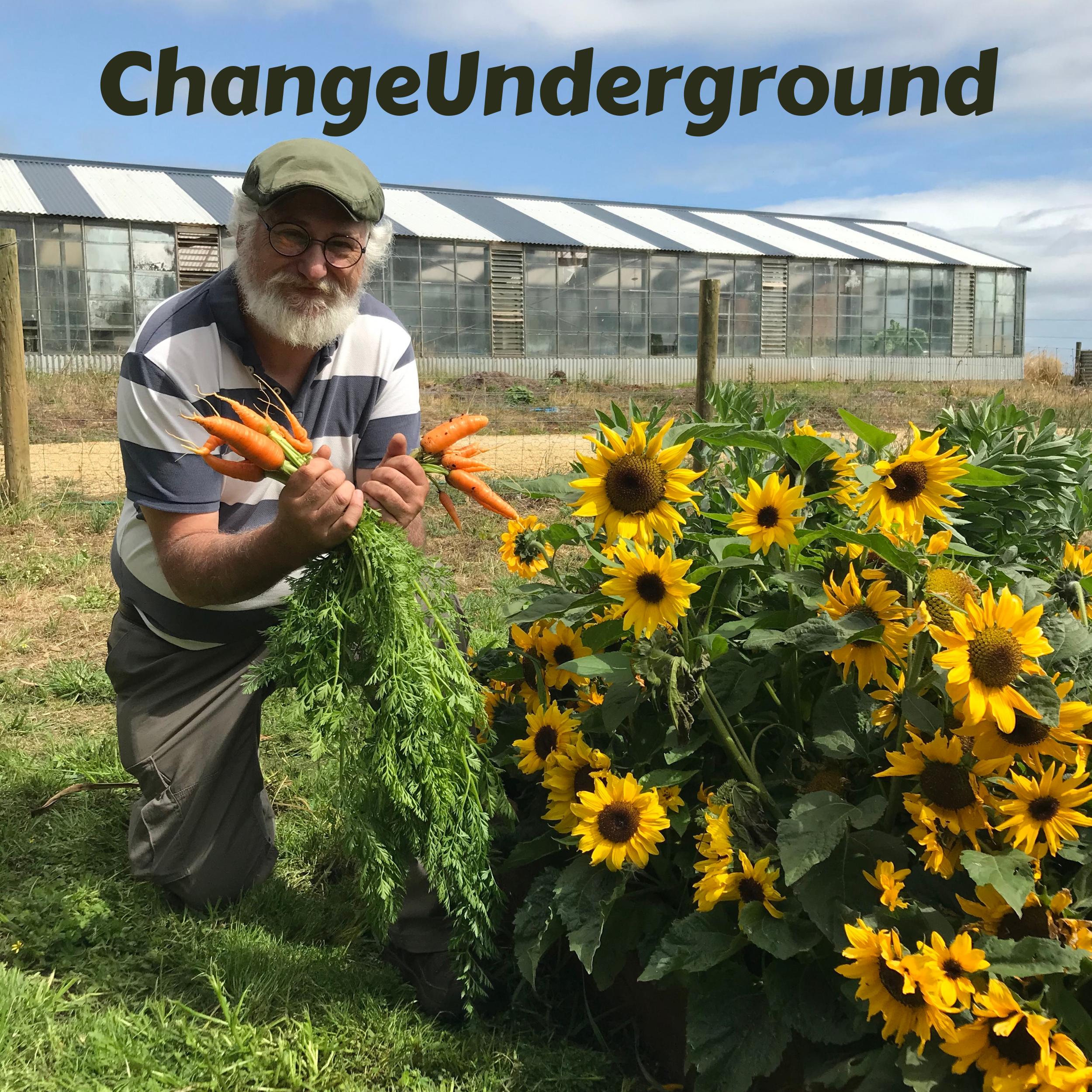 ChangeUnderground show art