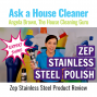 Artwork for Zep Stainless Steel Product Review - For that Shocking Expert Shine