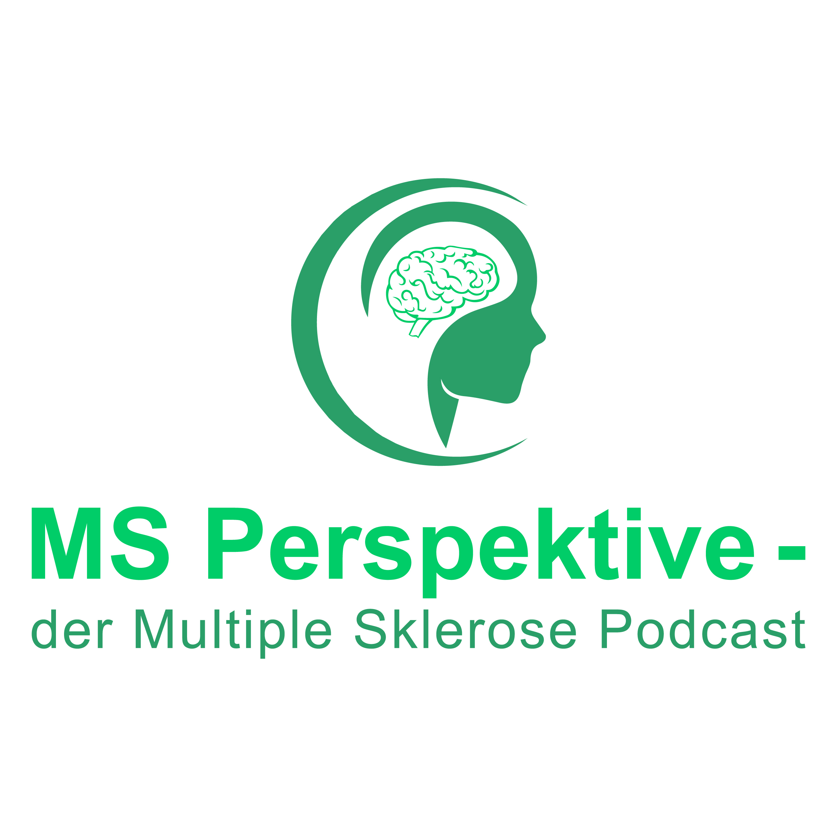 MS-Perspektive - der Multiple Sklerose Podcast mit Nele Handwerker show art