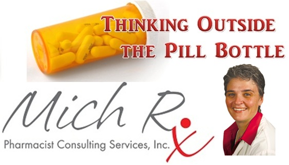 Pharmacy Podcast Episode 42: Thinking Outside the Pill Bottle with Michelle Sherman